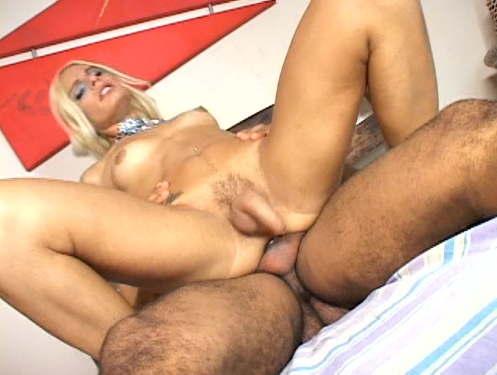 Wild blonde tranny on top appal her boyfriends hard dick fucking fasts