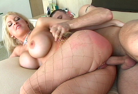 Pornstar Candy Manson enjoying her juicy twat slammed good bye huge cock
