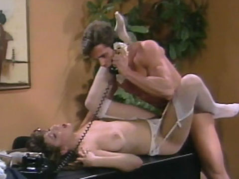 Christy Canyon vintage porn video from Pornstar Legends